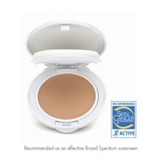 High Protection Compact (Beige)
